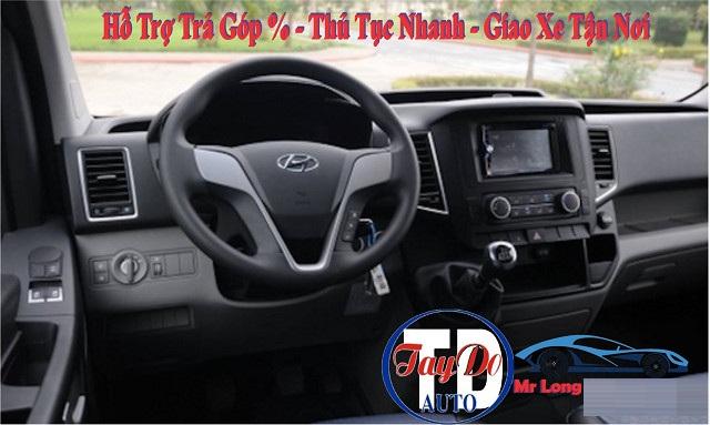 Xe Hyundai Solati 16 Chổ Mới ra Mắt, Hyundai Solati Giá tốt miền nam , Hỗ trợ trả góp%