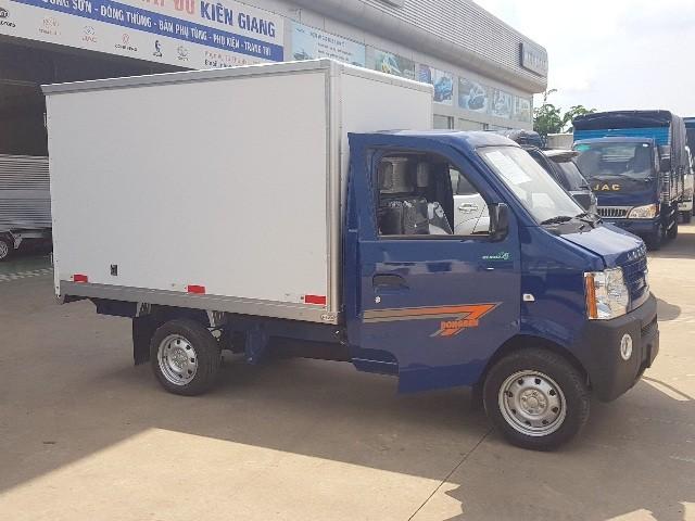 Xe Dongben thùng Composite chất lượng tốt - Xe Dongben giá tốt - Hỗ trợ trả góp