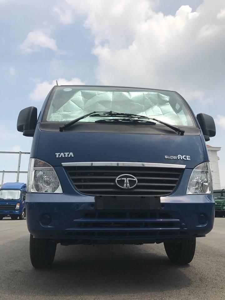 Đánh giá xe Tata Super ace của tập đoàn TaTa(1)