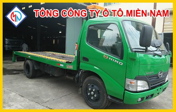 3 điều lưu ý khi mua xe tải Hino cứu hộ trả góp