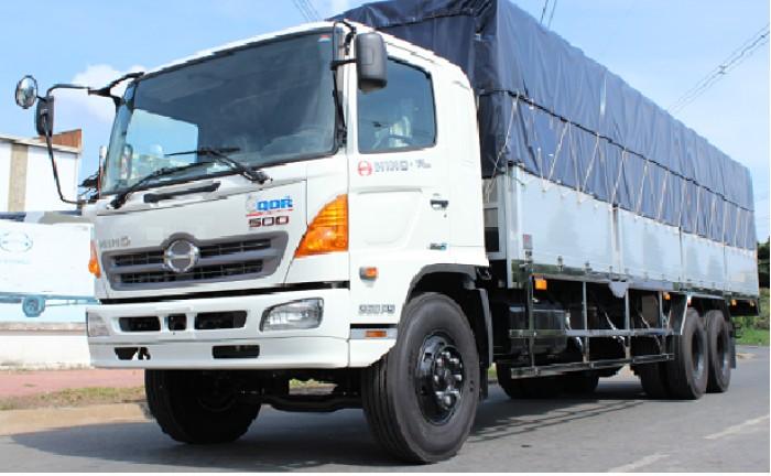 Giá xe tải Hino FL 16 tấn(2)