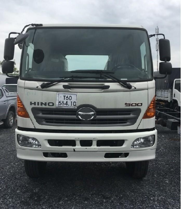 Giá xe tải Hino FL 16 tấn(3)