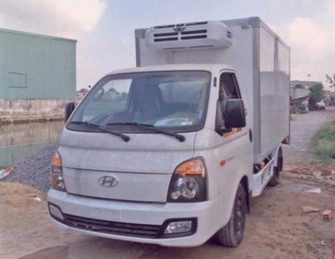 Xe tải thùng đông lạnh Hyundai