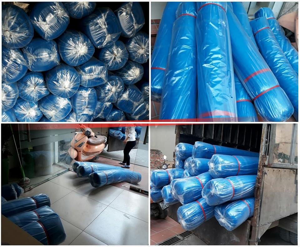 Đại lý bán lưới chống rơi công trình xây dựng tại Hà Nội