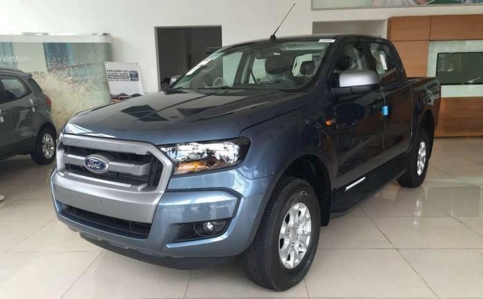 Đánh giá xe bán tải Ford Ranger 2018