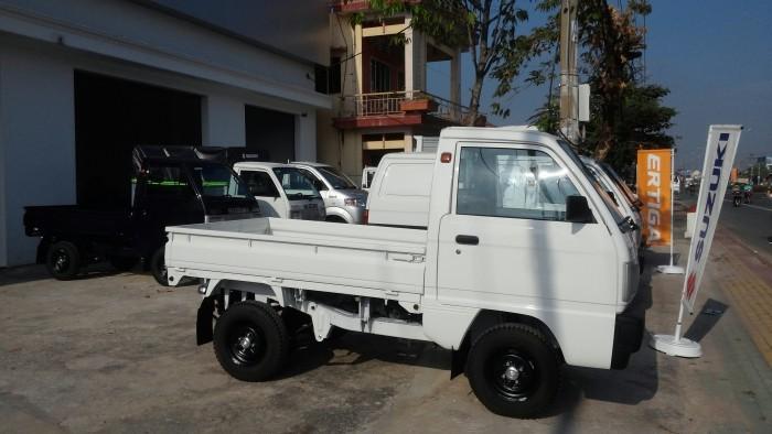 Đôi nét về Suzuki Carry Pro - Xe tải nhẹ lý tưởng của người Việt
