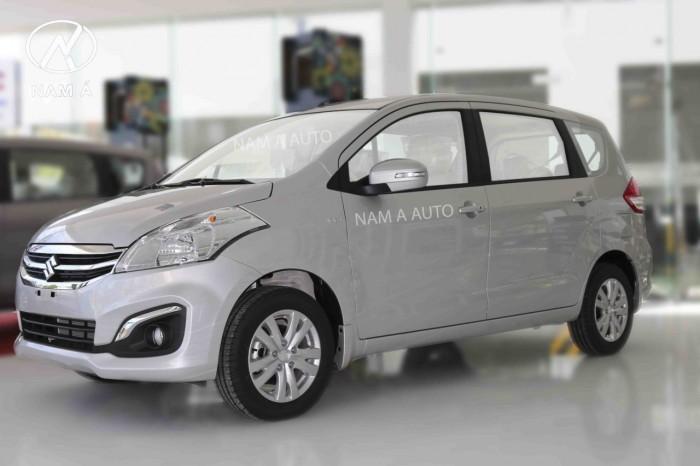 Đánh giá xe Suzuki Ertiga 2018
