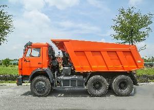 Thông số kỹ thuật xe Ben Kamaz 65115 (6x4) thùng vát