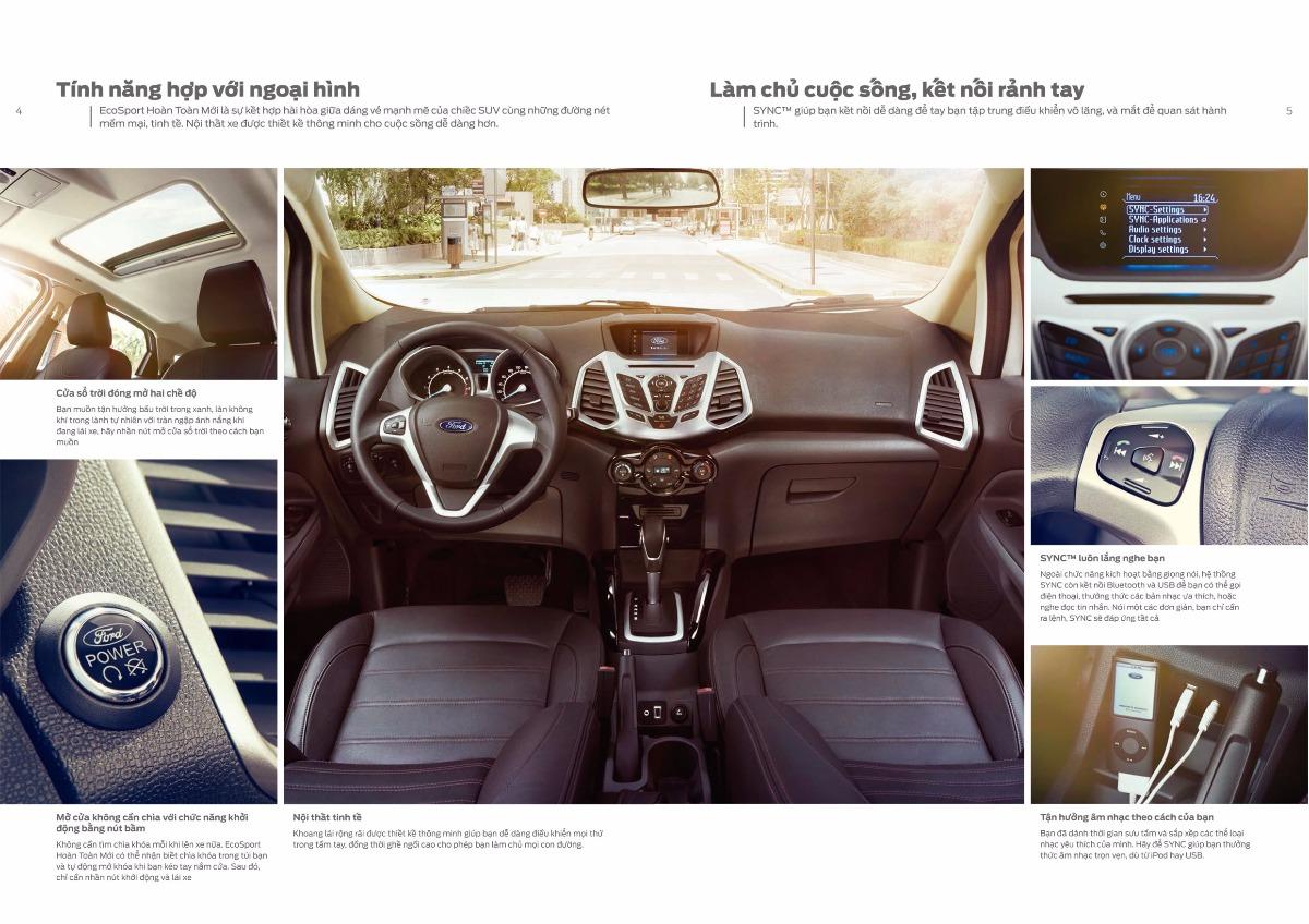7 lý do nên chọn mua Ford Ecosport (1)