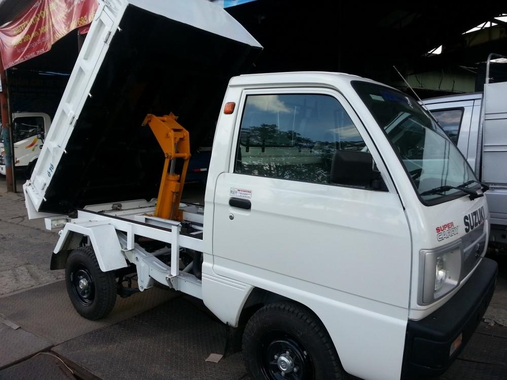 Xe tải Suzuki 450kg, động cơ mạnh mẽ