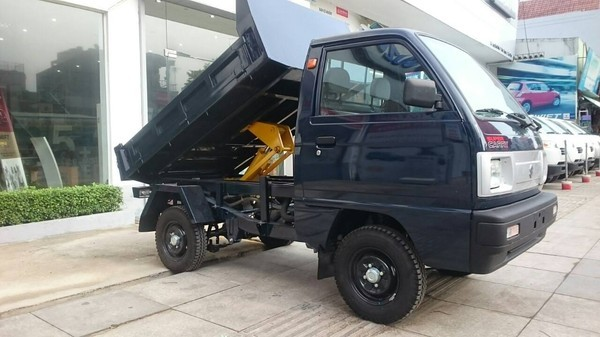 Xe ben Suzuki Truck đời 2018
