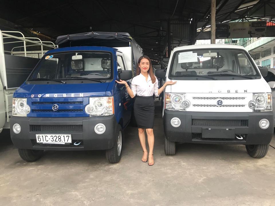 Xe tải nhỏ Dongben giá gốc
