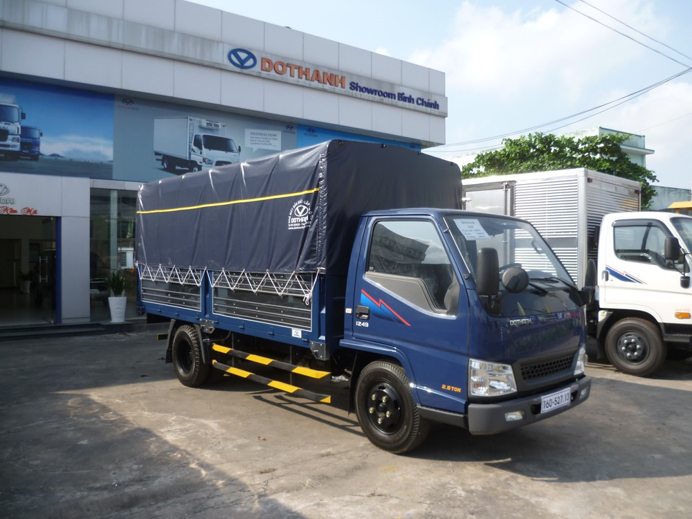 Đánh giá xe tải IZ49 2t4