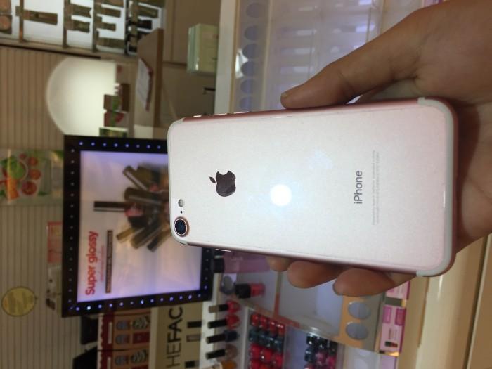 Lưu ý khi chọn mua iphone 7 cũ(2)
