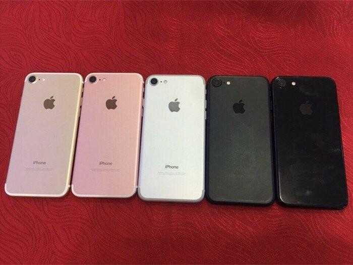 Lưu ý khi chọn mua iphone 7 cũ(3)