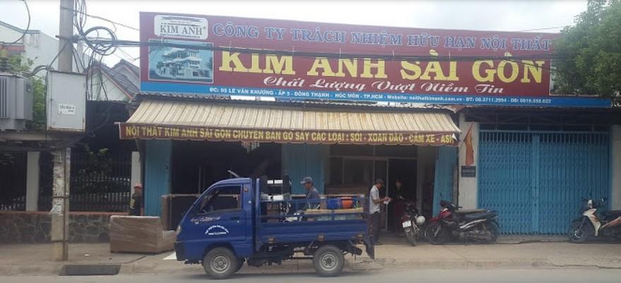 Nội Thất Kim Anh Sài Gòn - Thương hiệu nội thất giá rẻ nhiều năm