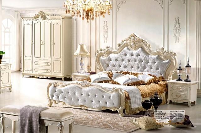 Top 5 mẫu giường ngủ cổ điển đẹp giá rẻ nhất tại TPHCM
