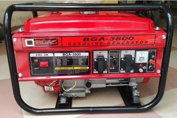 Chọn mua máy phát điện chạy xăng cho gia đình cần quan tâm điều gì?