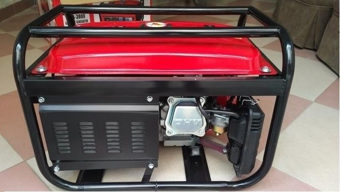 Chọn mua máy phát điện có kiểu dáng, thiết kế tiện lợi