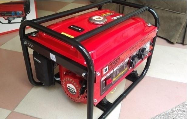 Mua máy phát điện chạy xăng cho gia đình ở đâu rẻ và uy tín