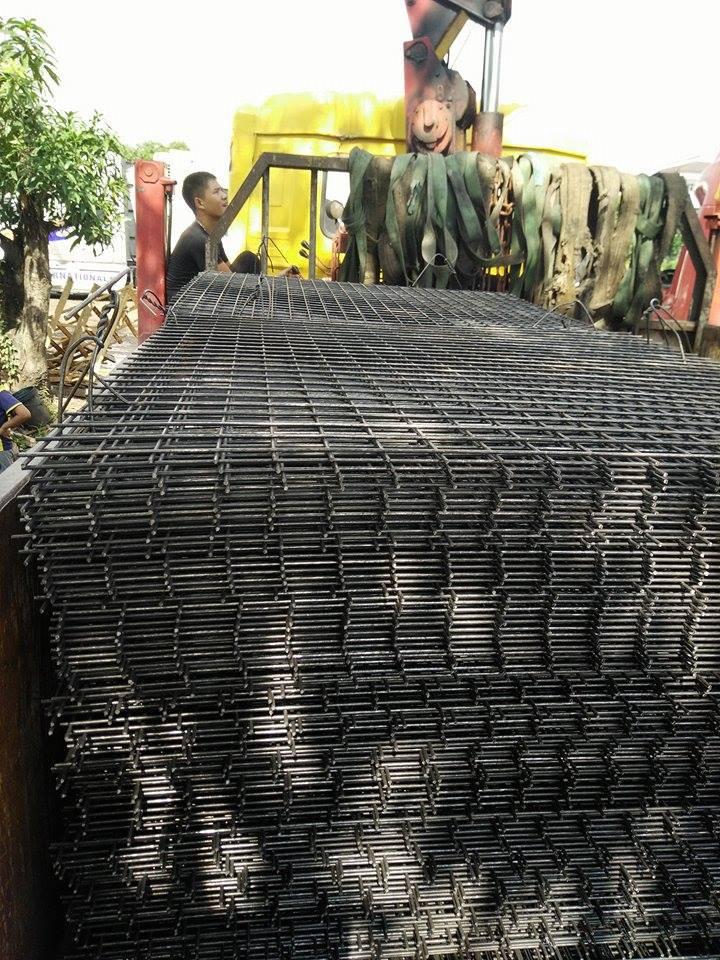 Cung cấp lưới thép hàn đổ sàn bê tông, lưới thép hàn cường lực cao, lưới thép hàn chập