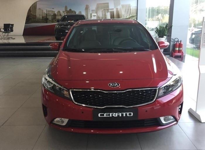 Đánh giá các phiên bản Kia Cerato 2018 về ngoại thất(1)