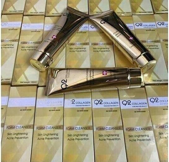 Công dụng tuyệt vời của gel Q2 Collagen - sữa rửa mặt cho da nhờn hiệu quả hiện nay(2)