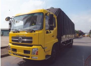 Đánh giá xe tải Dongfeng Hoàng Huy B170 9.35 tấn