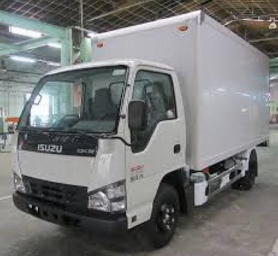 Giá xe tải Isuzu 1.4 tấn tại TPHCM
