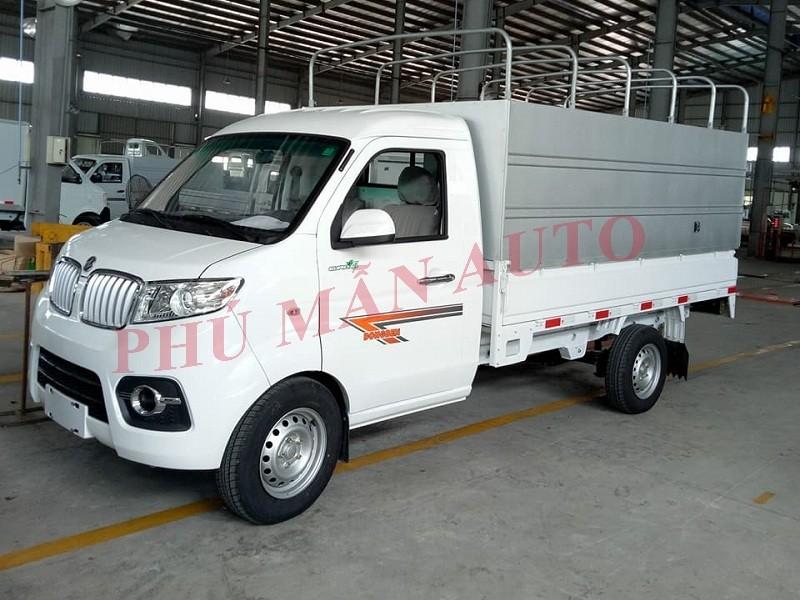 Mua xe tải Dongben Phú Mẫn nhận ngay tỳ hưu vàng tài lộc