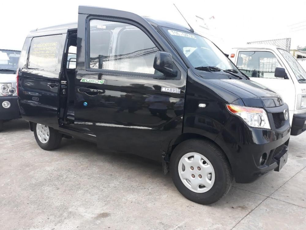 So sánh xe tải nhỏ Kenbo 990kg và xe tải Thaco towner 990kg