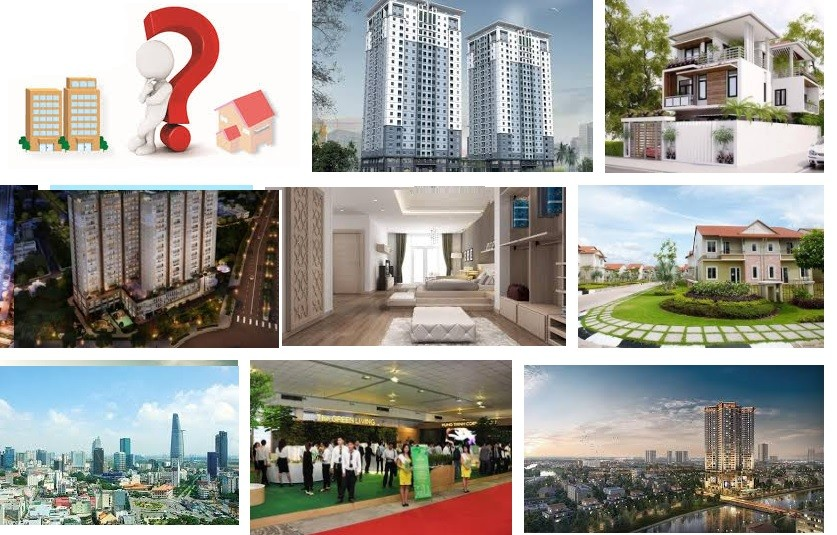 Nên mua căn hộ chung cư hay nhà riêng?