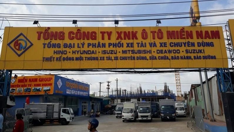 Tổng đại lý xe tải ô tô Miền Nam - Đại lý phân phối xe tải giá tốt nhất Miền Nam