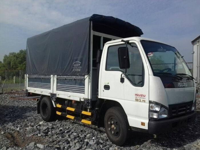 Báo giá xe tải Isuzu 1.9 tấn