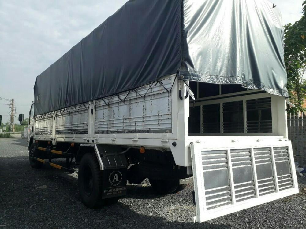 Thùng xe tải Isuzu 1.9 tấn QKR55H