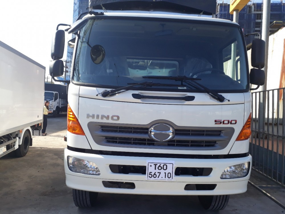 Ưu nhược điểm của xe tải Hino