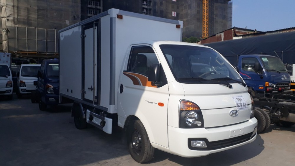Giá xe tải Hyundai H150 Porter