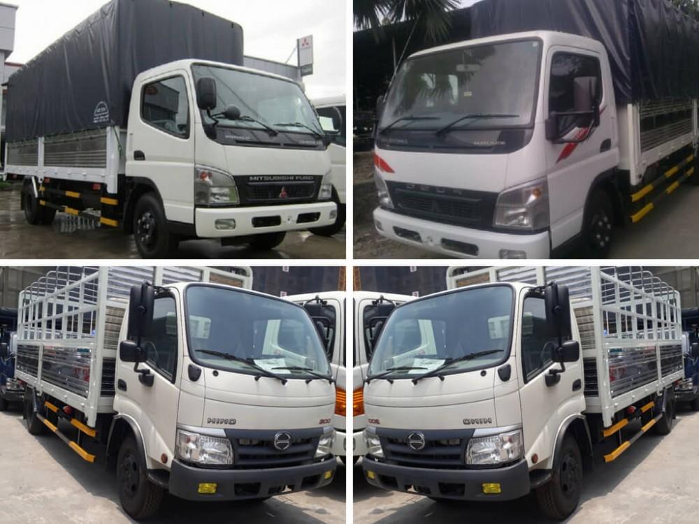 So sánh Fuso và Hino: nên mua xe tải nào?