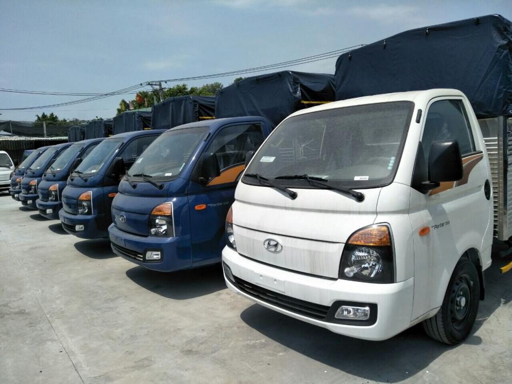 xe tải 1.5 Tấn Hyundai H150