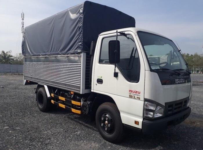 Có nên mua xe tải Isuzu?