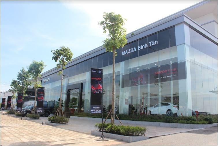 Đại lý Mazda Bình Tân - Thaco Trường Hải