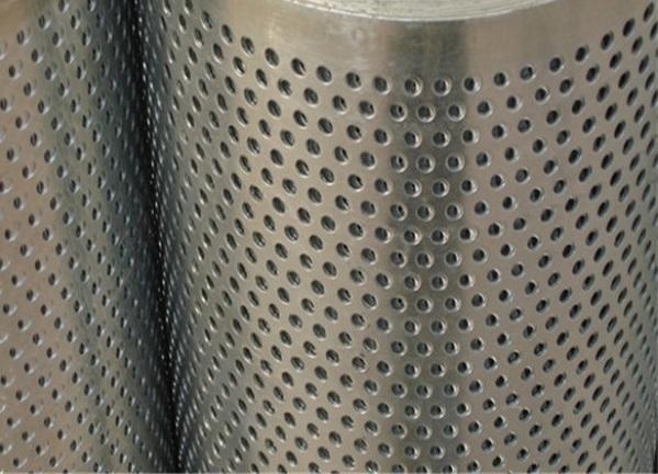 Tại sao chúng ta nên sử dụng tôn dập lỗ vào cho sản xuất công nghiệp?