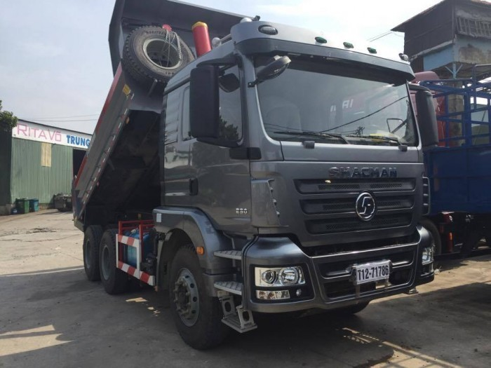 Ưu điểm nhược điểm của dòng xe tải Shacman(2)