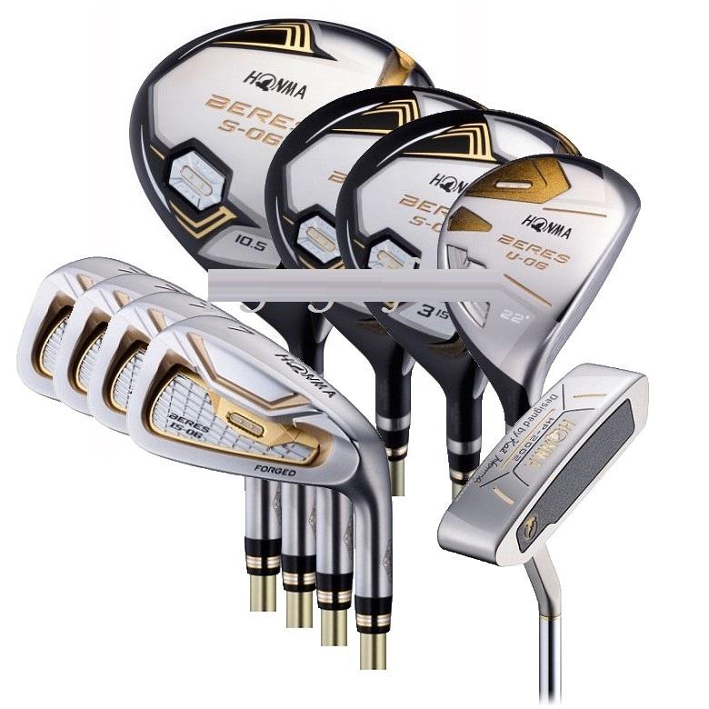 Giới thiệu dòng gậy golf Honma Beres mới