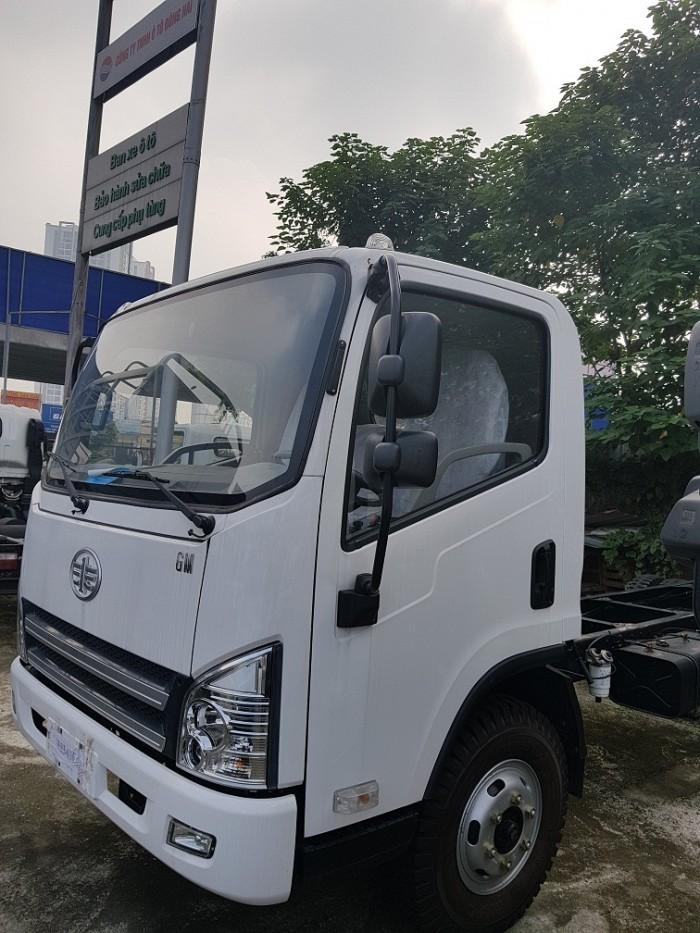 Đánh giá về xe tải Faw 7.3 tấn