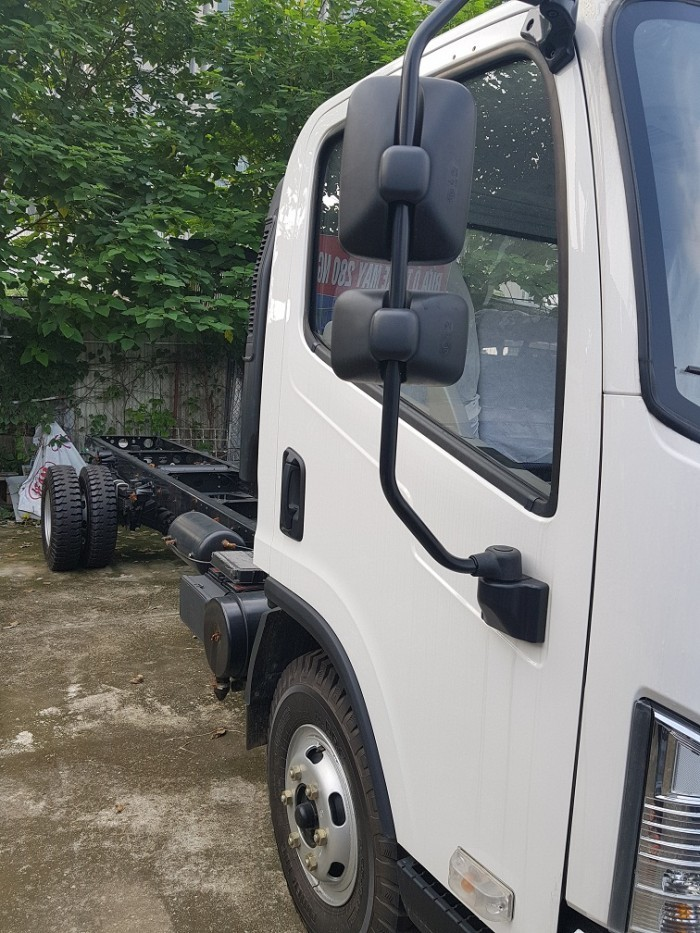 Đánh giá về xe tải Faw 7.3 tấn(2)