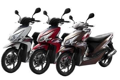 Top 3 dòng xe máy tiết kiệm xăng nhất tại thị trường xe Honda Việt Nam