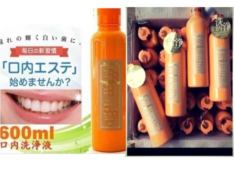 Cách sử dụng nước súc miệng Nhật Propolinse hiệu quả(1)