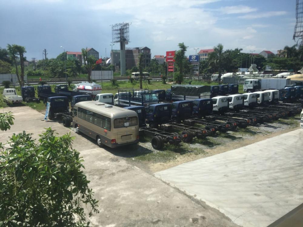 Giới thiệu về đại lý bán xe tải Hyundai tại tỉnh Long An