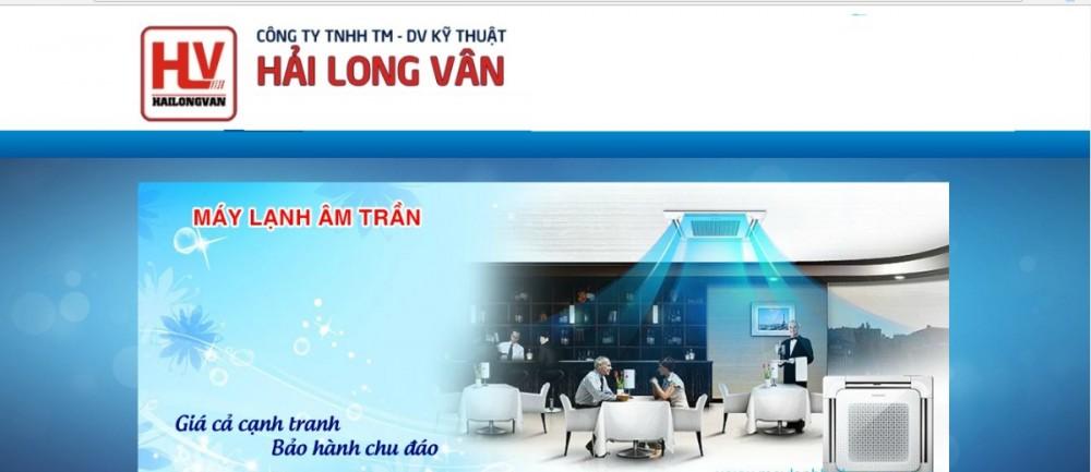 Công ty TNHH Thương mại và Dịch vụ Kỹ thuật Hải Long Vân